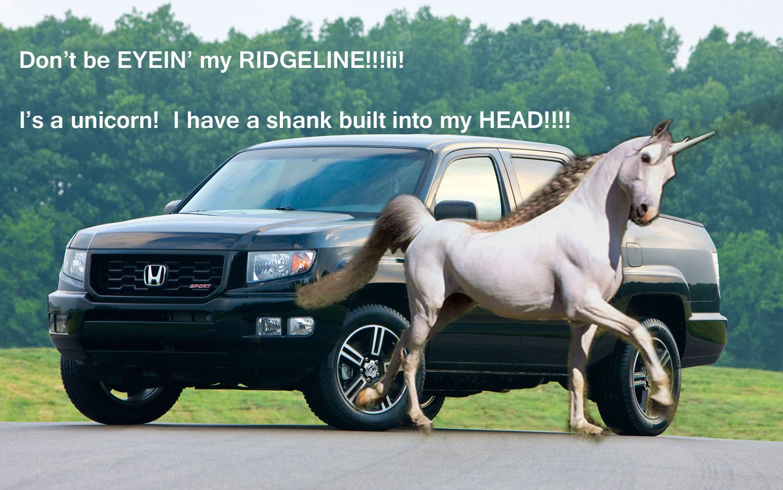 Hondaridgelineunicorn