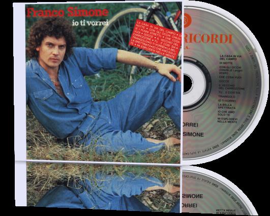 Franco Simone - Io ti Vorrei (1990)