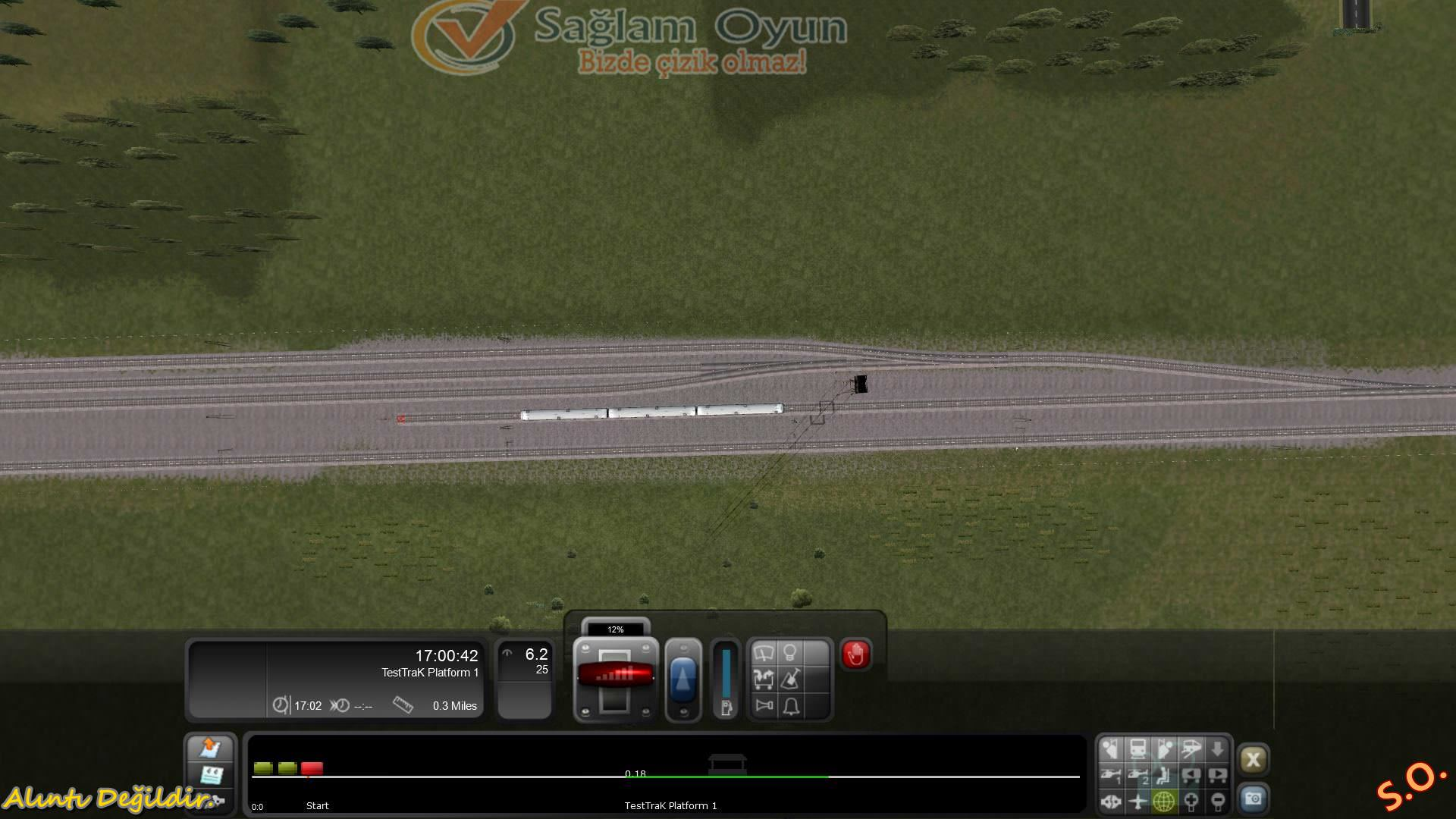 RailWorks 3: Train Simulator