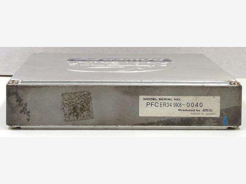 Apexi Power FC ECU Nissan Skyline R34 ER34 GTT RB25DET DEFECT