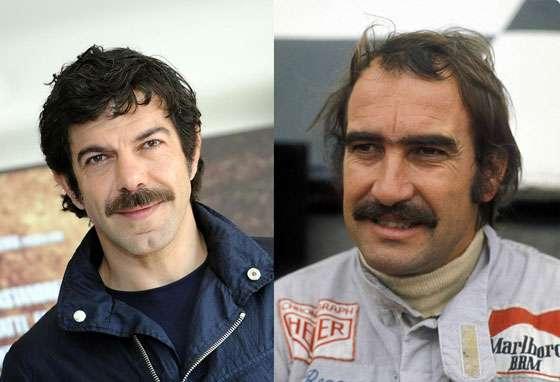 Pierfrancesco Favino - Clay Regazzoni - Rush Movie (2013)