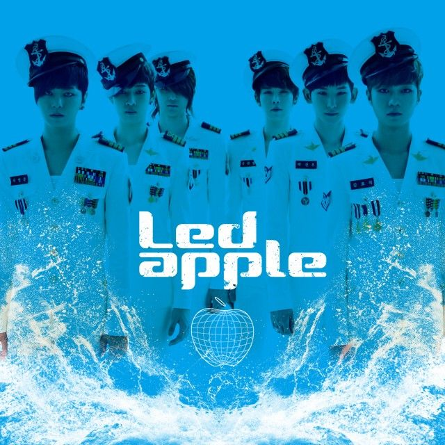 [Mini Album] LED Apple - Run To You