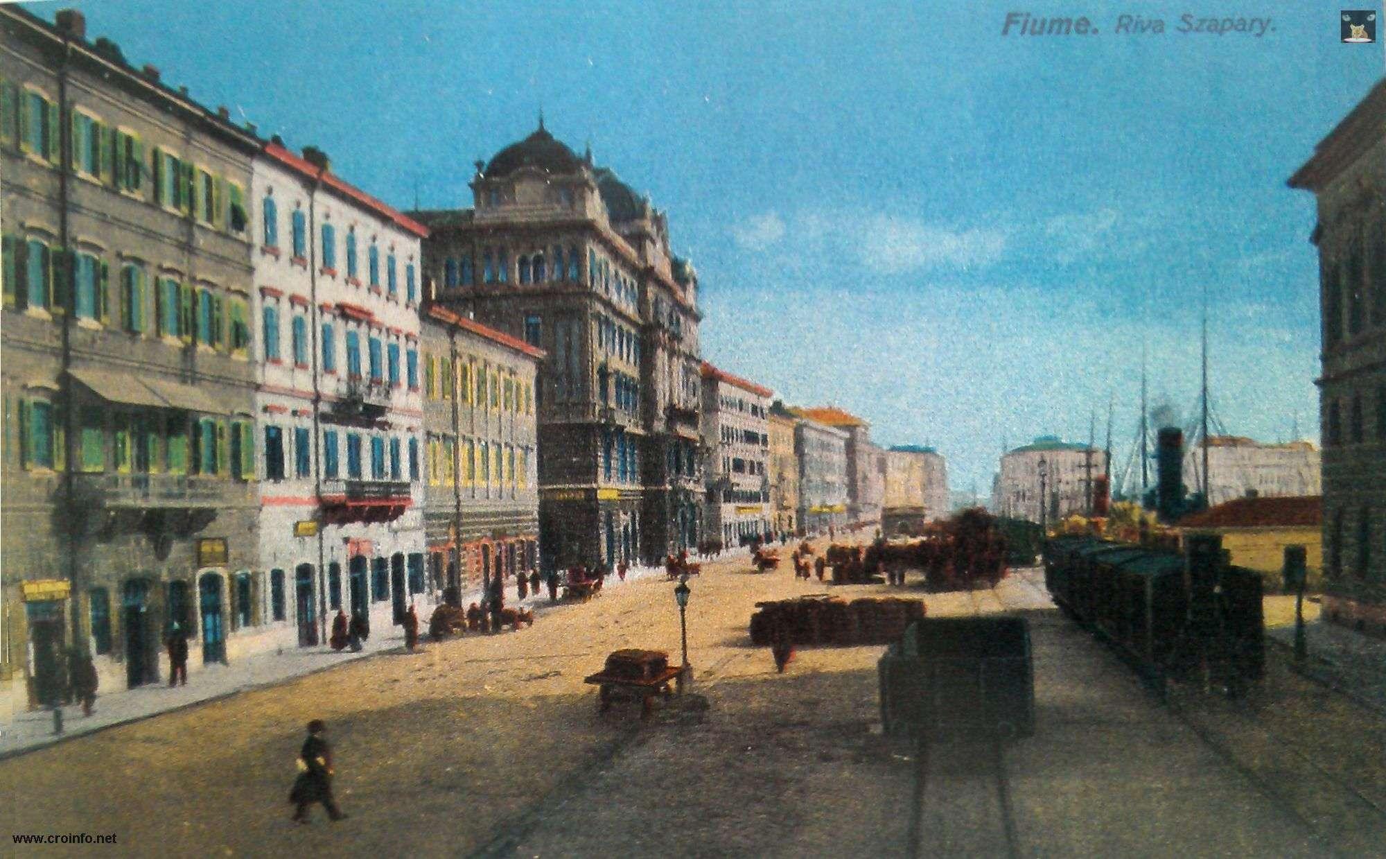 Riva Szapary Fiume