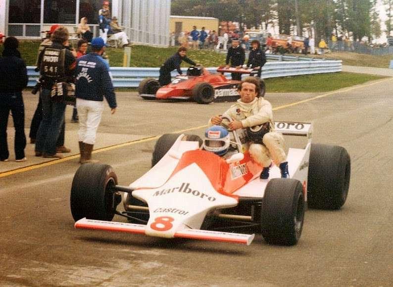 GP do Leste dos Estados Unidos de 1979: os franceses Patrick Tambay e Jacques Laffite