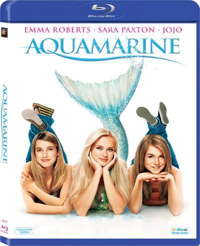 Aquamarine (2006) Full Blu-ray EUR 1080p AVC DTS-HD MA 5.1 35 Gb