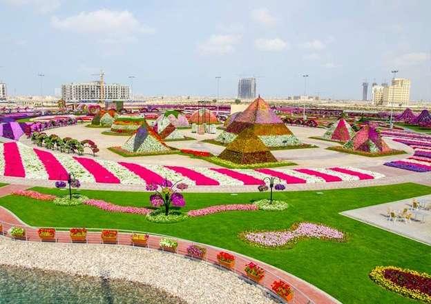 81413944 O maior jardim do Mundo   o jardim de milagre de Dubai