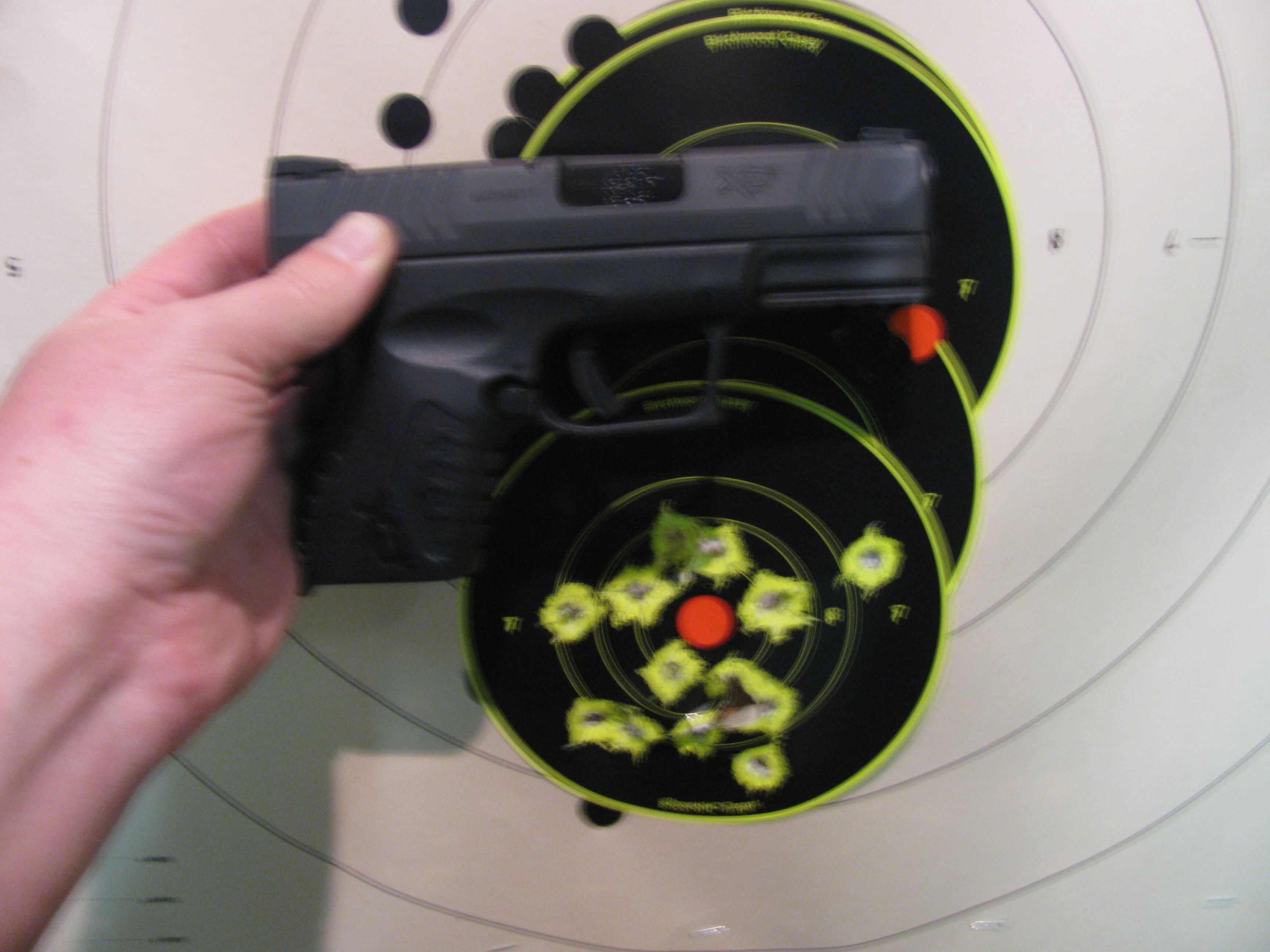 Does anyone own the new xdm 45 compact 3.8? - XD Forum
