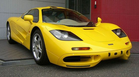 McLaren F1 zero km está à venda
