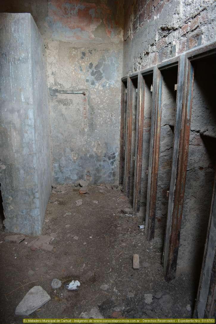Lugares abandonados en Argentina