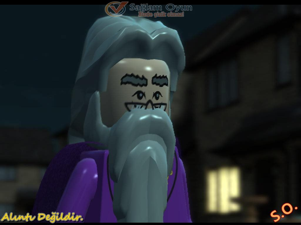 LEGO: Harry Potter Years 1-4 Full