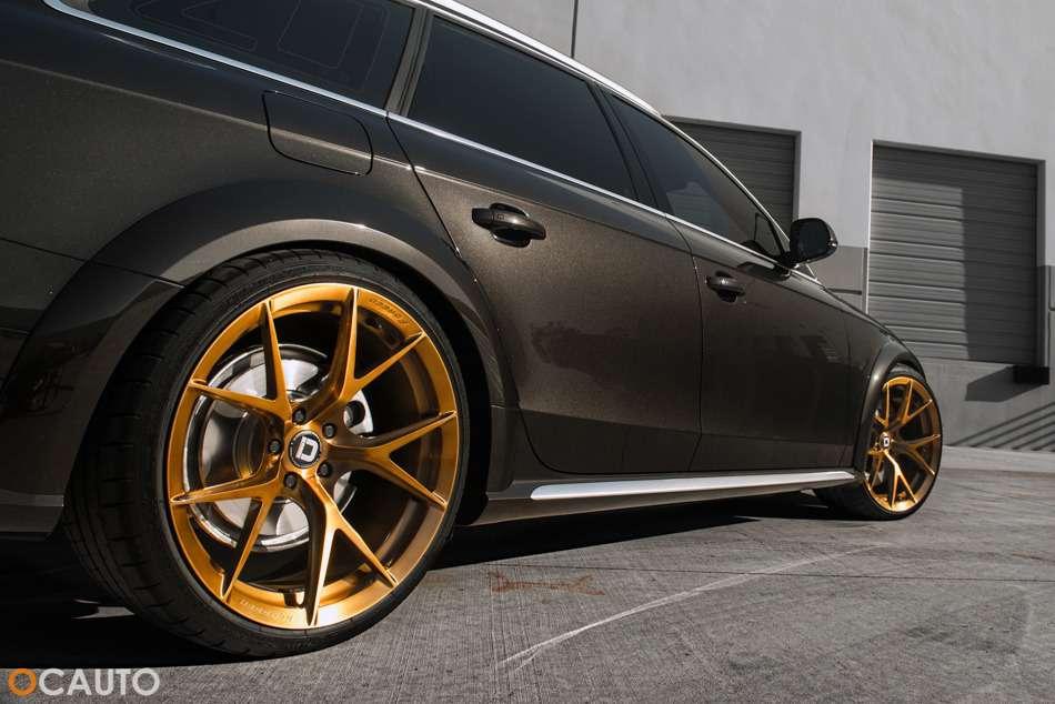 Pacific German 2014 Allroad Audi Exclusive Havanna