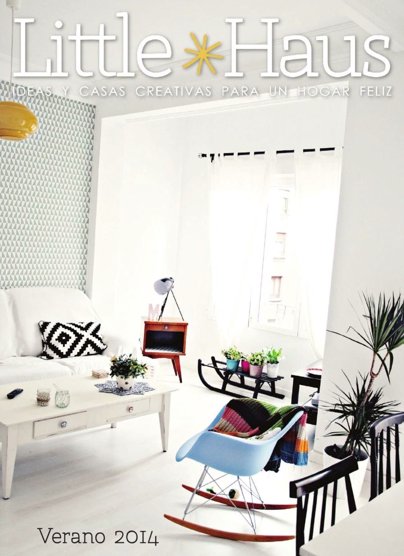 REVISTA DE DECORACION LITTLE HAUS