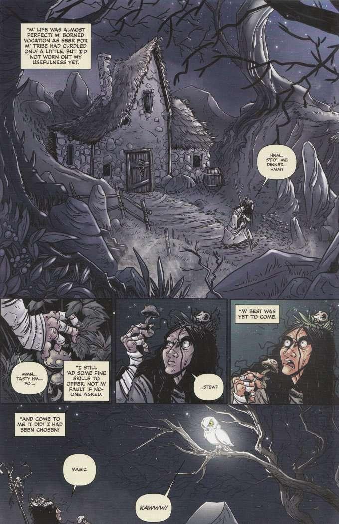 OVP mit Darkseid Poster Wizard Special Dark Book 1998 Super-Villains Special