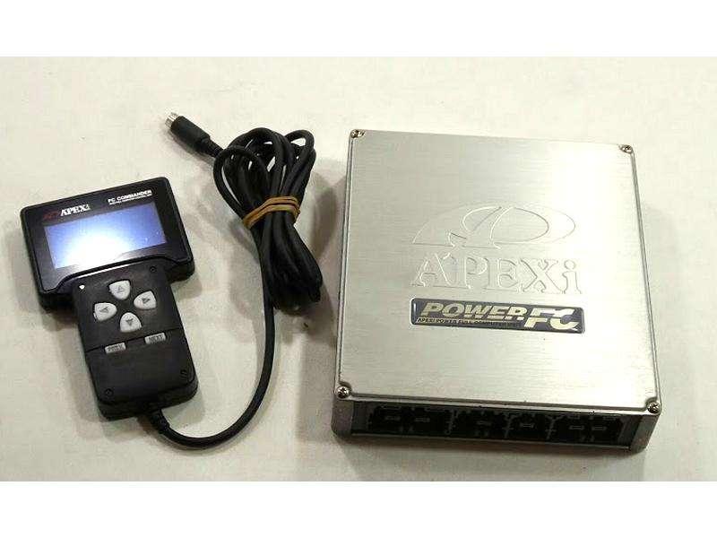 Apexi Power FC ECU+EL Commander RX7 RX-7 FD3S 5/6 13B-REW 99+