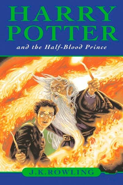 Harry Potter Book Epub ~ Harry potter and the half blood prince j k rowling