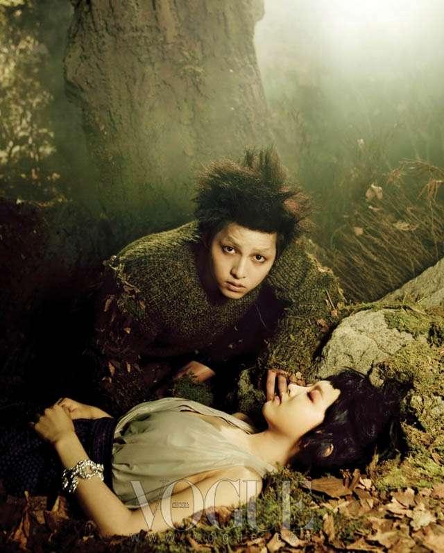 Lee Yo Won Seduces While Song Joong Ki Amp Park Bo Young Get
