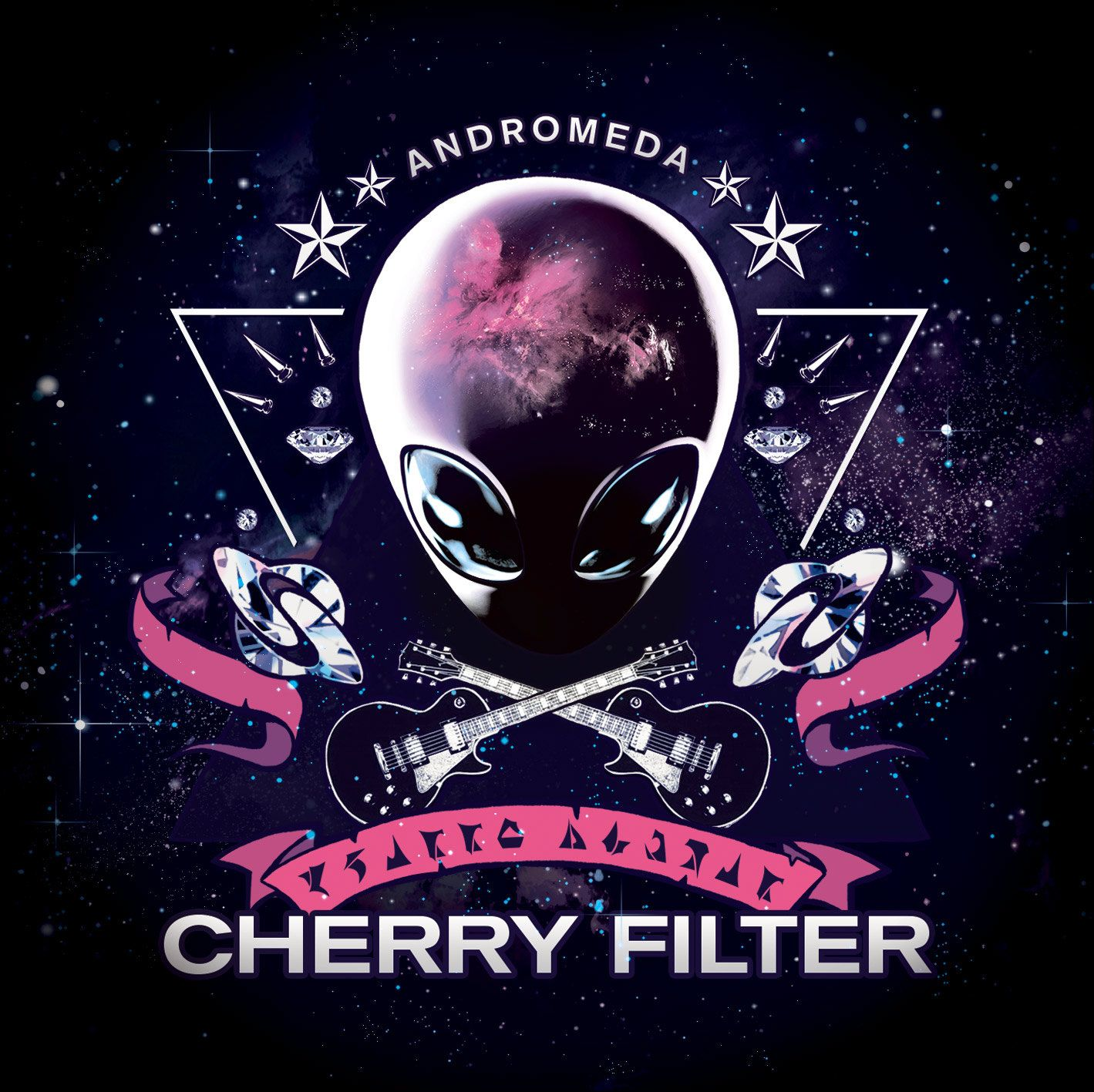 [Single] CHERRY FILTER - ANDROMEDA