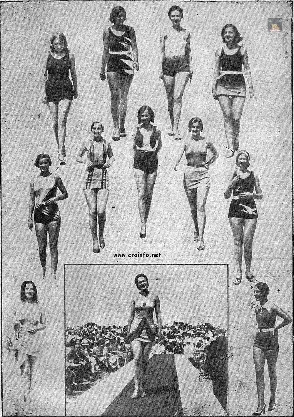 Ljepotice brazil 1930