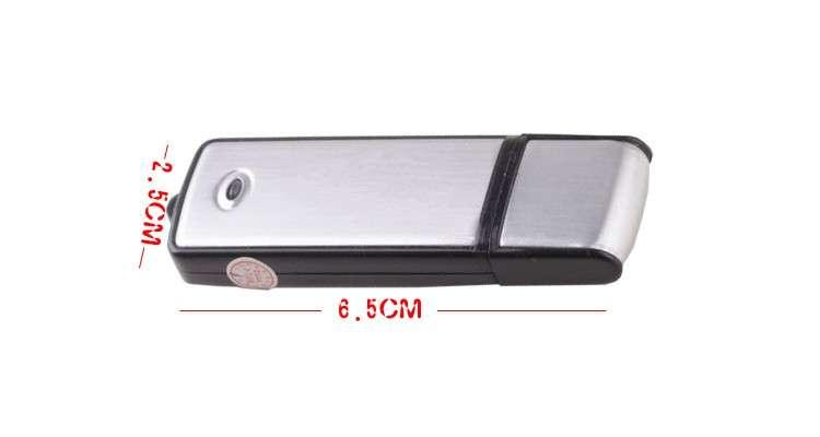 micro espion cl usb enregistreur dictaphone 4go 4gb. Black Bedroom Furniture Sets. Home Design Ideas