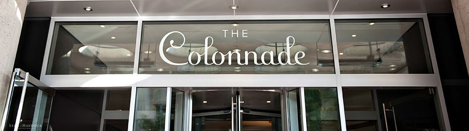 Colonnade Hotel in Boston, MA