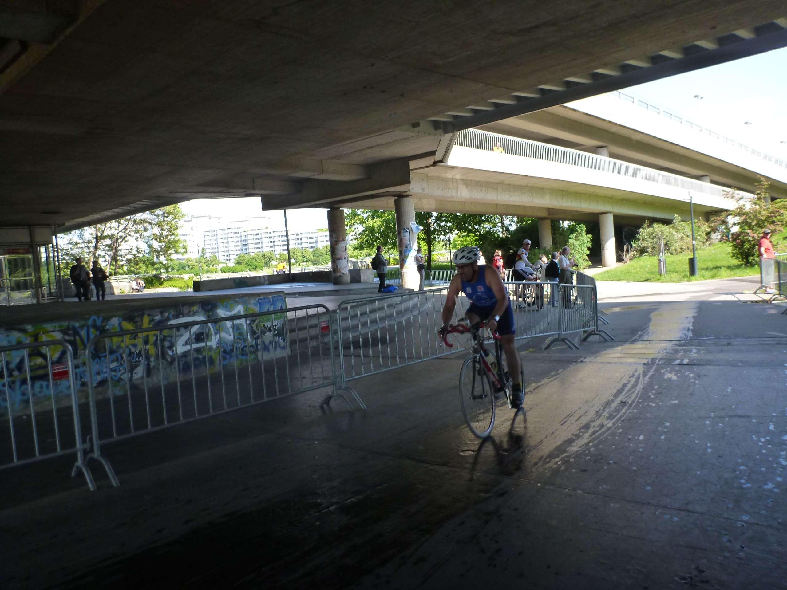 Ulazak u tranziciju nakon bicikla