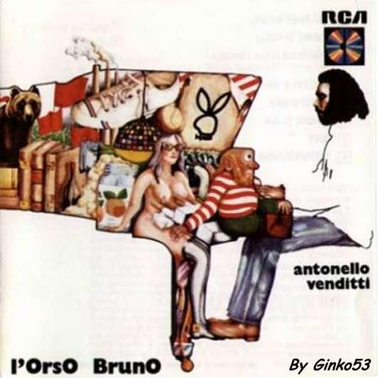 Antonello Venditti - L'orso Bruno (1973)