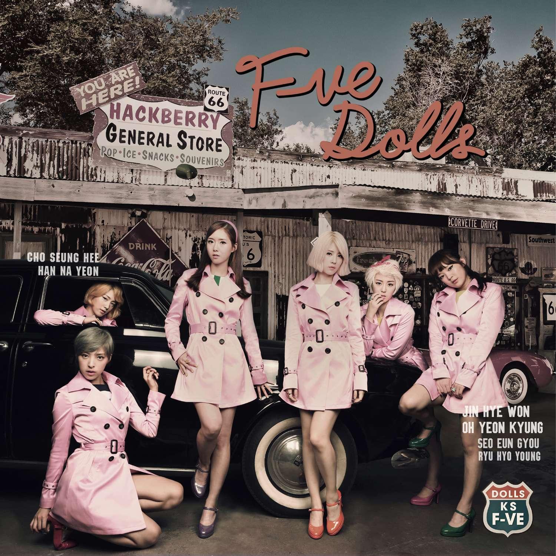 [Single] F-VE DOLLS (5DOLLS) - Since 1971 (MP3)