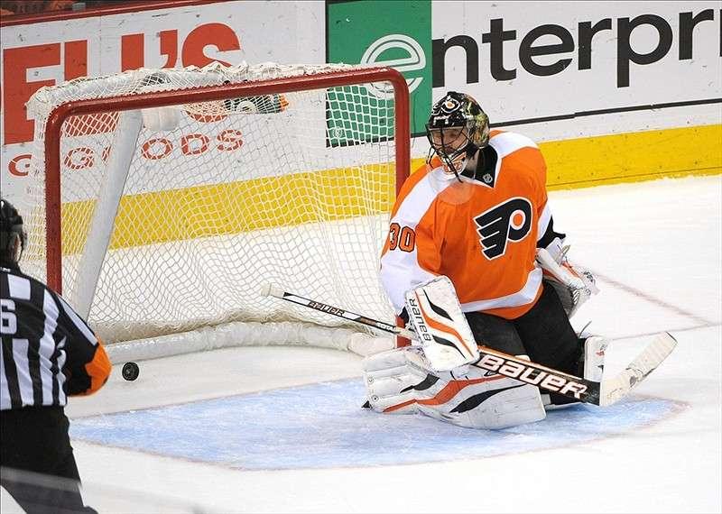 Philadelphia Flyers Ilya Bryzgalov
