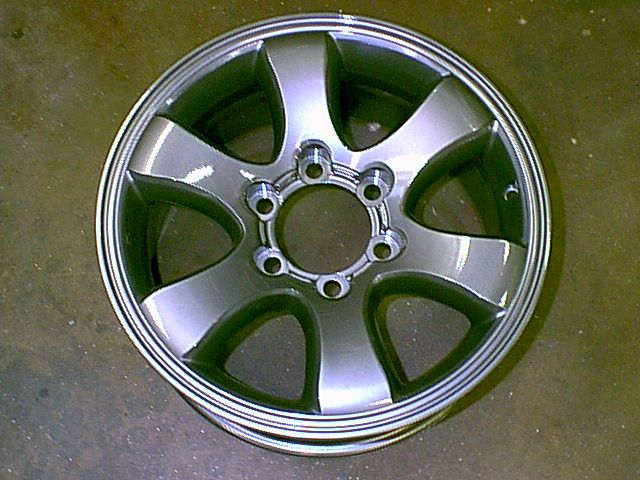 how to clean aluminum rims pitted