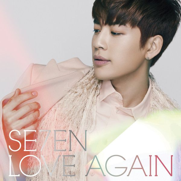 [Single] SE7EN - LOVE AGAIN (Japanese)