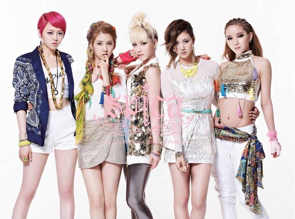 [Mini Album] SPICA   Painkiller (Repackage)
