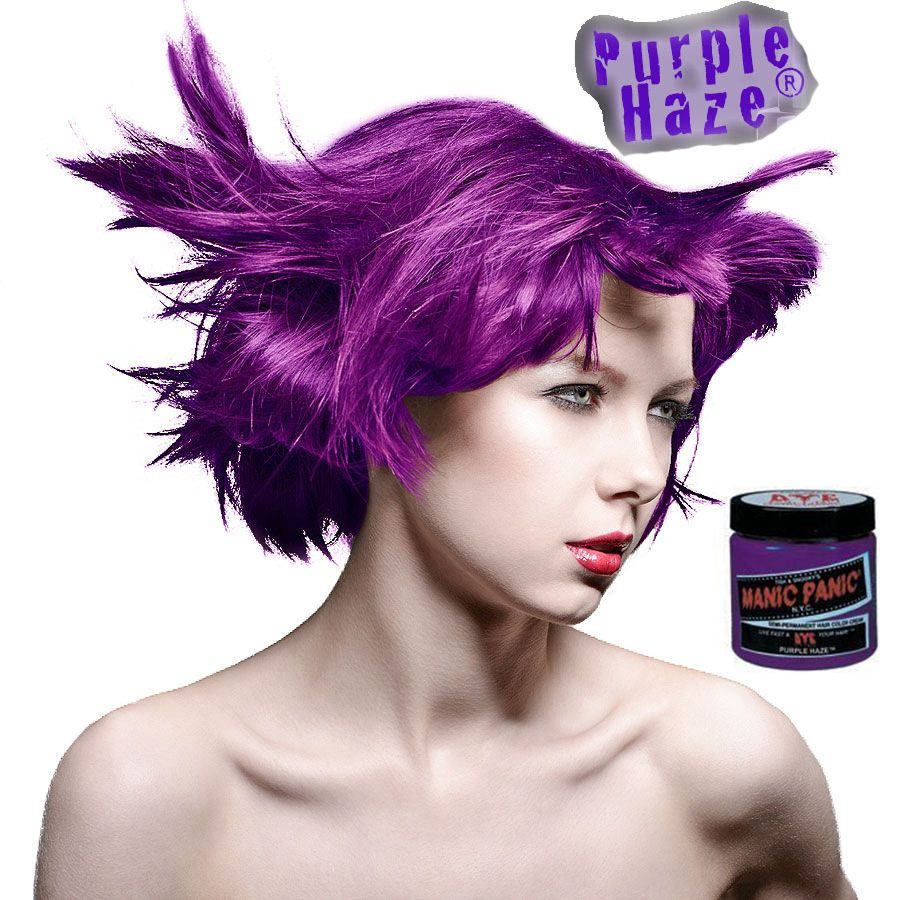manic panic purple haze sample