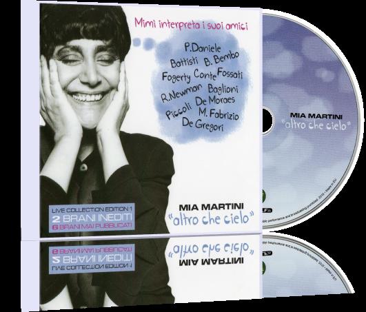 Mia Martini - Altro che Cielo (2010)