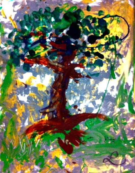 Growth: Artwork by Luz. The Prosperity Gallery