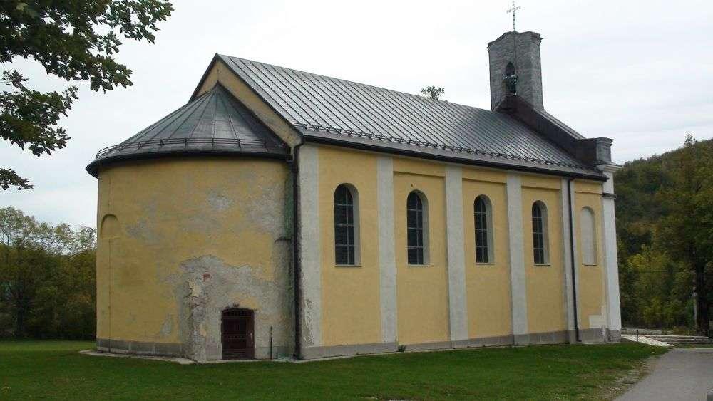 brinjaci 1943. crkva baške oštarije