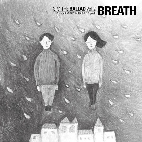 (Single) S.M.THE BALLAD (Changmin & Krystal) - Breath (Japanese Version)
