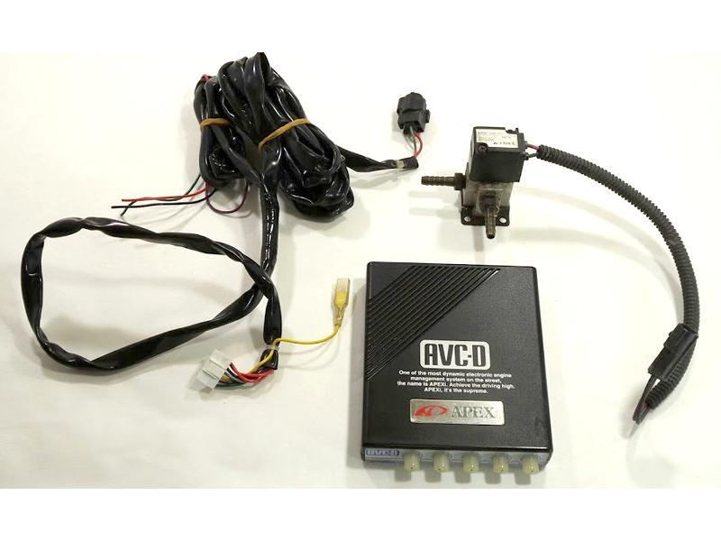 Apexi AVC-D AVCD RPM boost controller MR2 Legacy Impreza S14 VR4