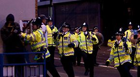 Research and the Riots: Politics and England's 2011 Urban Uprisings