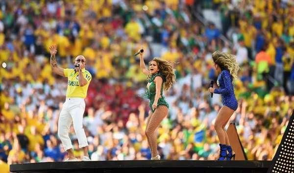 Lễ khai mạc WorldCup 2014