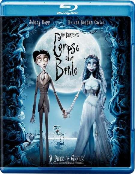 Ölü Gelin - Corpse Bride - 2005 BluRay 1080p DuaL MKV indir
