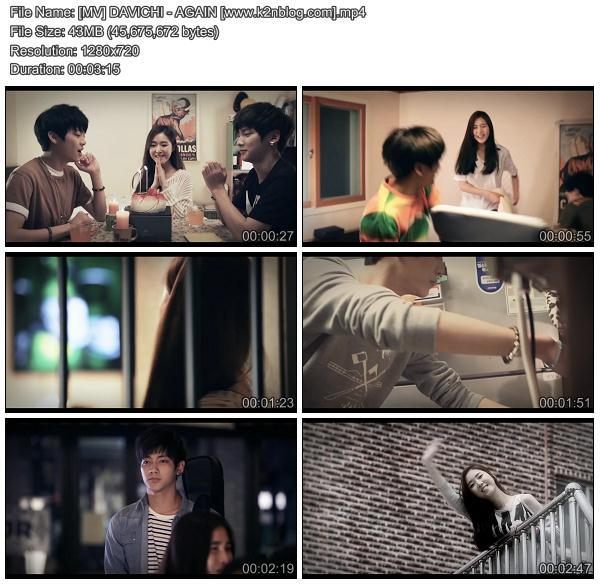 [MV] DAVICHI - AGAIN [HD 720p Youtube]