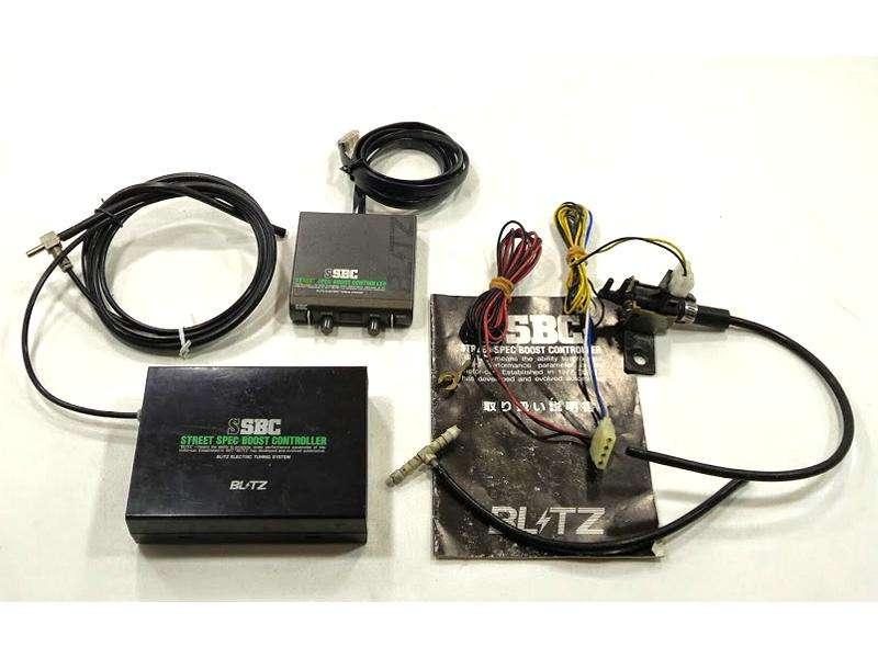 BLITZ SSBC boost controller 3000GT Impreza Evo S13 R32 R33 R34 S