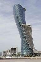 Tòa Tháp Nghiêng Của Abu Dhabi