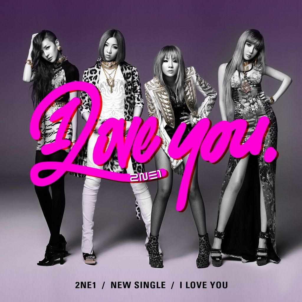 [Single] 2NE1   I Love You