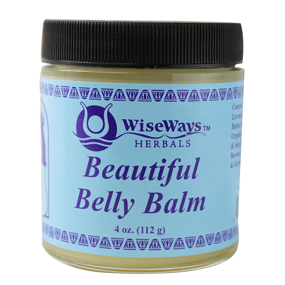 Wise Ways Beautiful Belly Balm stretch mark removal