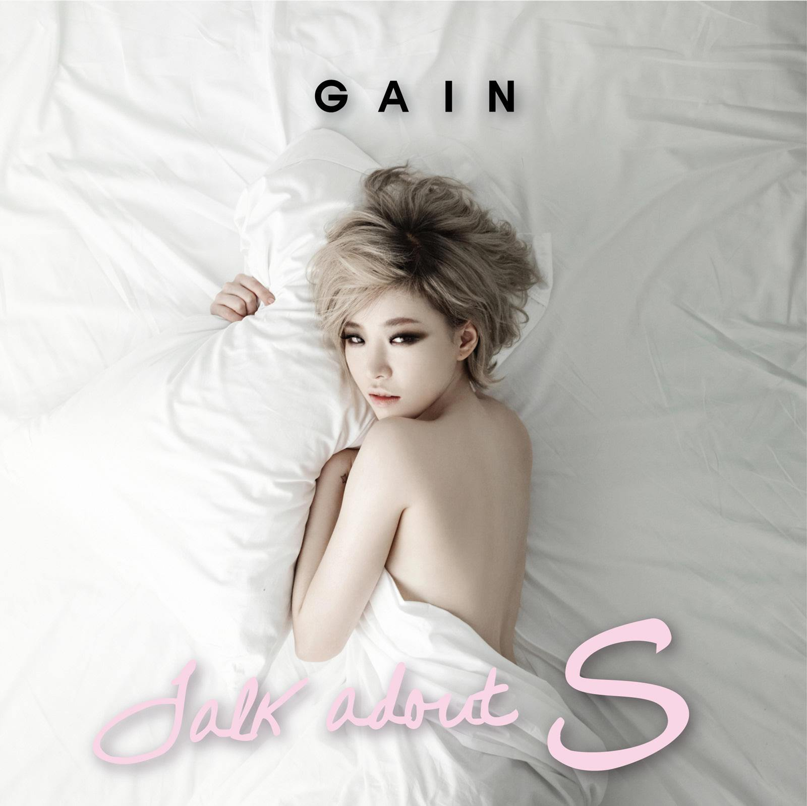 [Mini Album] GaIn   Talk About S.