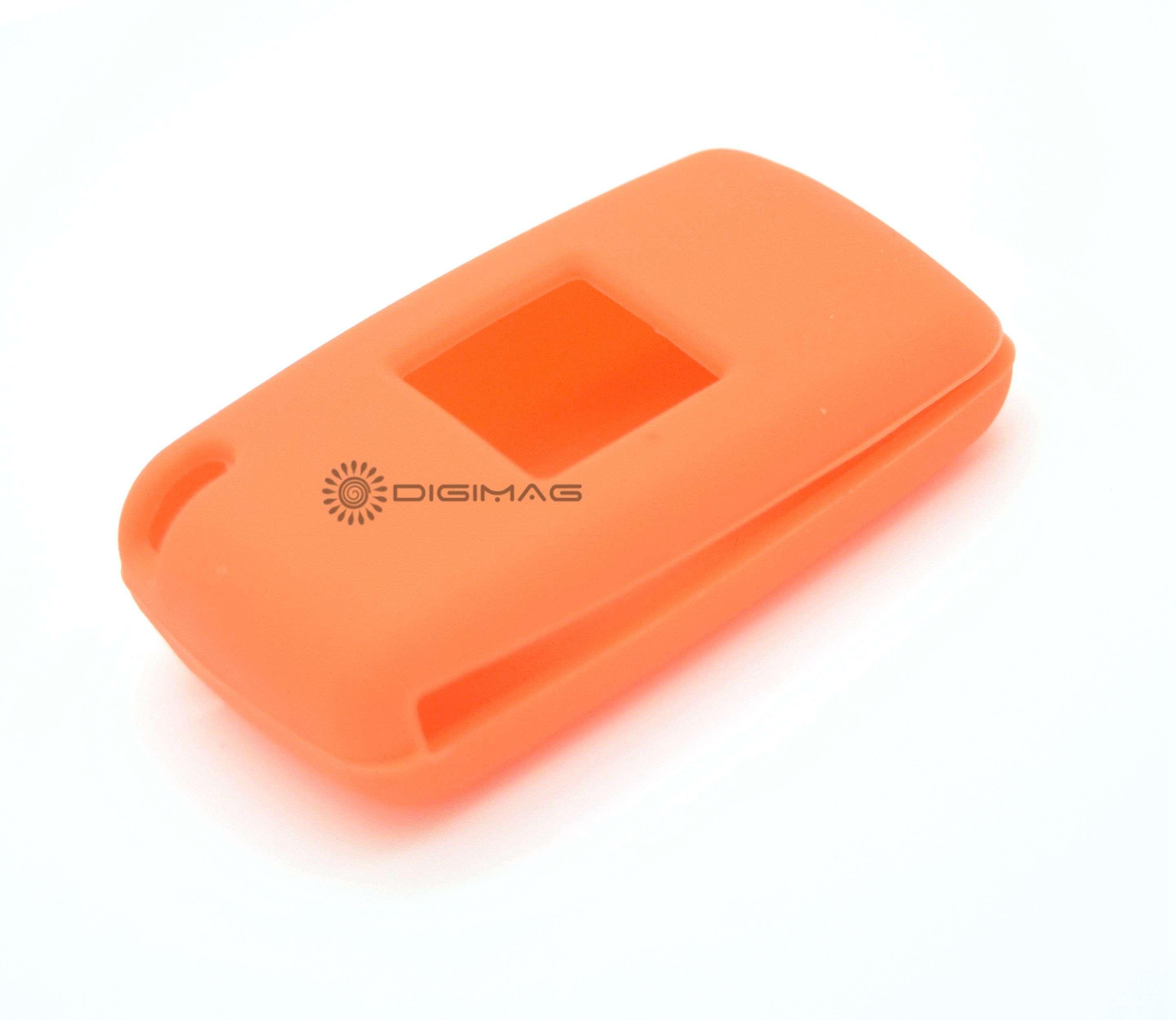 Tui housse protection t l commande cl plip citro n 3 - Pile telecommande orange ...