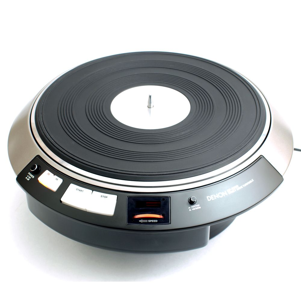 Denon dp 6000 direct drive turntable motor with original for Direct drive turntable motor