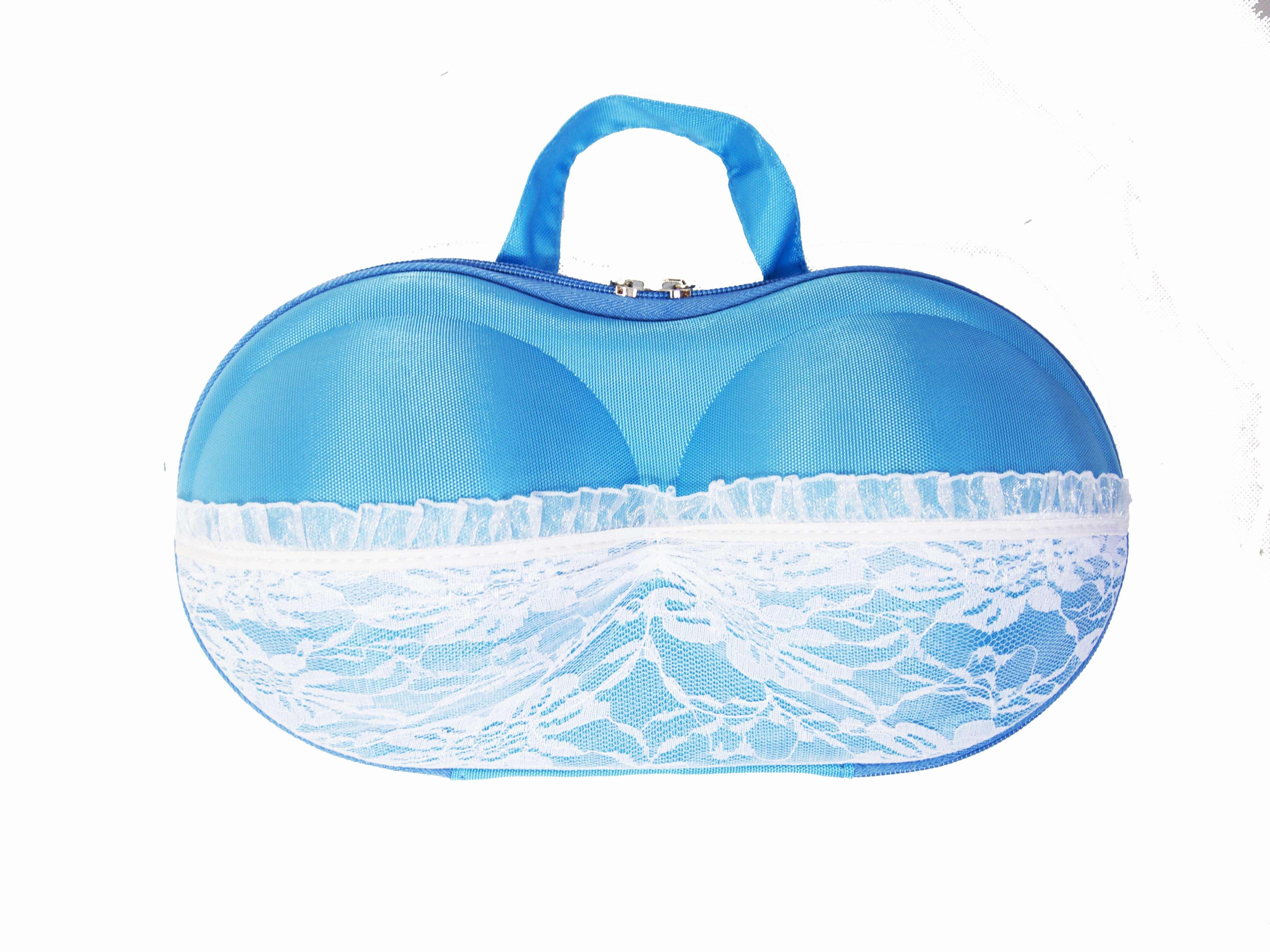 My Bra Bag Regular Blue
