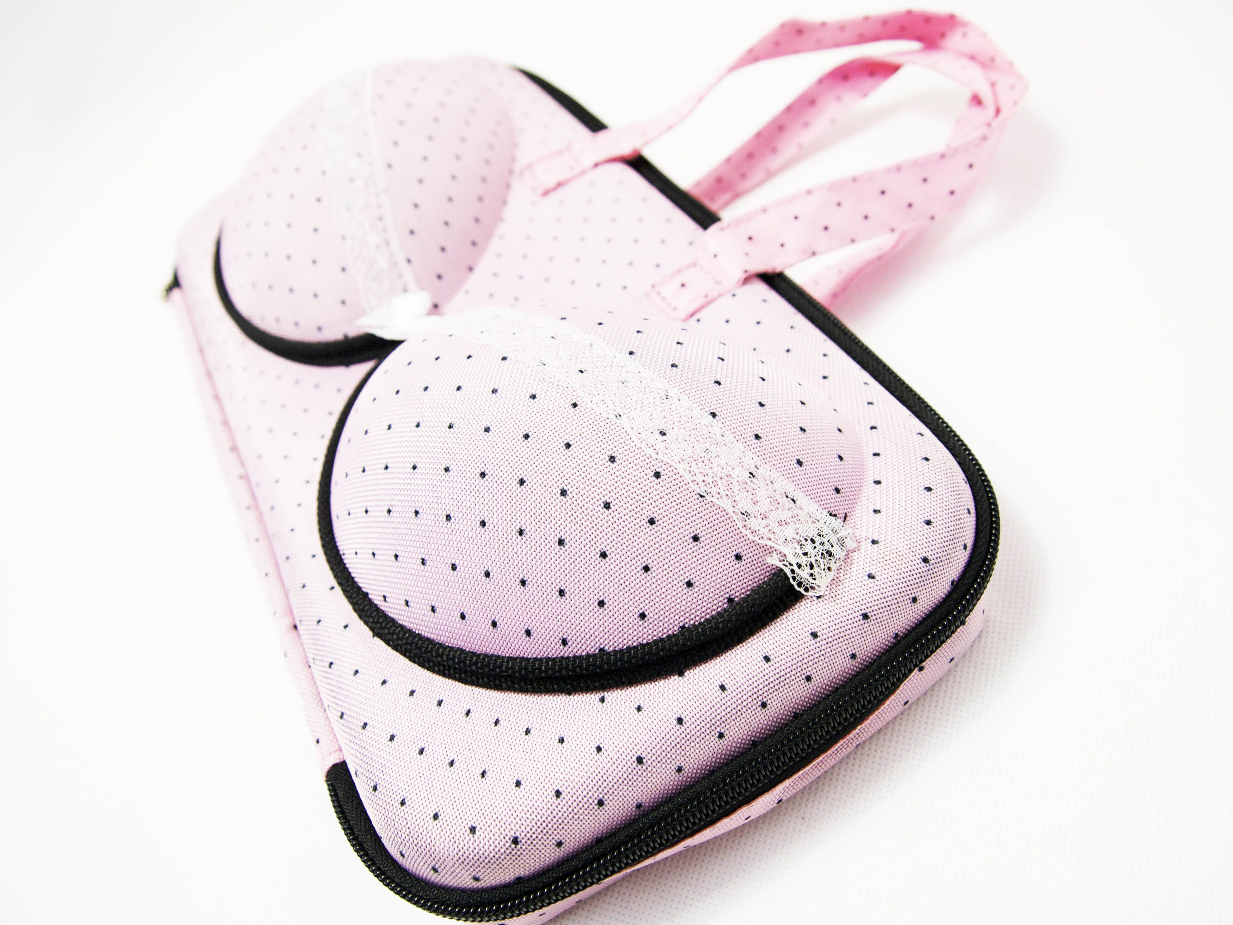 My Bra Bag Small Pink Dot 02